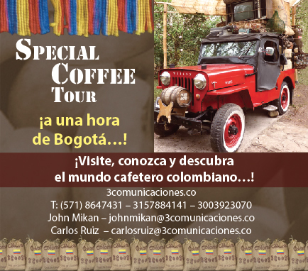 Special coffee tour